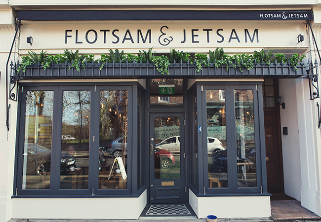 Flotsam Amp Jetsam London Painters And Decorators