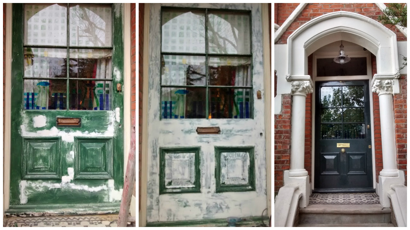 trim colour series no 4 farrow ball studio green. Black Bedroom Furniture Sets. Home Design Ideas