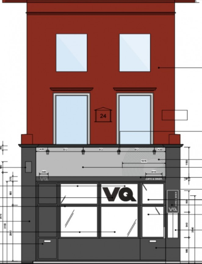 Visualisation for VQ in Notting Hill
